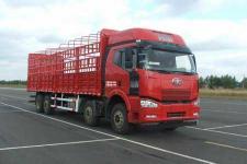 解放牌CA5310CCYP63K1L6T10E5型仓栅式运输车图片