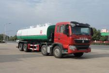 SGZ5310ZWXZZ5T5型华威驰乐牌污泥自卸车图片