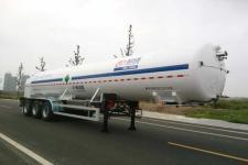 圣达因牌SDY9403GDYR型低温液体运输半挂车图片