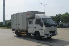 江铃牌JX5044XXYXSGF2型厢式运输车图片