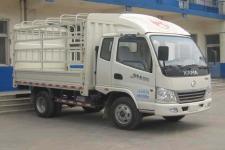 凯马国五单桥仓栅式运输车82-110马力5吨以下(KMC5041CCYA28P5)