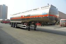 兴扬牌XYZ9409GYYC型铝合金运油半挂车
