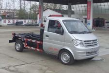 程力威牌CLW5021ZXX5型车厢可卸式垃圾车
