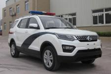 长安牌SC5028XQCAA5型囚车图片