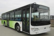 10.5米|20-42座中宜混合动力城市客车(JYK6100HNGCHEV)
