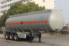 AKL9400GRYF型开乐牌铝合金易燃液体罐式运输半挂车图片
