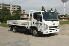一汽解放j6F国五4.2米平板货车