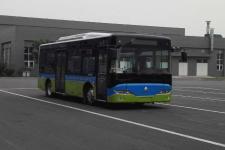 黄河牌JK6806GBEV型纯电动城市客车