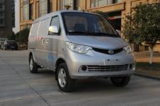 劲骐牌WXS5023XXYBEV01型纯电动厢式运输车
