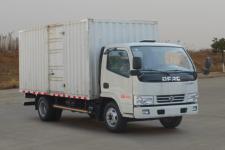 东风多利卡国五单桥厢式运输车88-120马力5吨以下(EQ5041XXY3BDDAC)