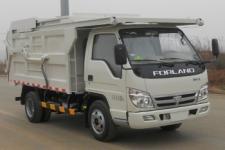 福田牌BJ5062ZLJE5-H4型垃圾转运车图片