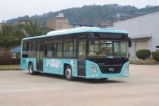 长江牌FDE6100PBABEV01型纯电动城市客车
