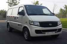 劲骐牌WXS5024XXYBEV02型纯电动厢式运输车