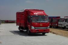 解放牌CA5047CCYP40K50L1E5A84-1型仓栅式运输车图片