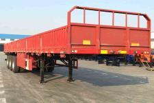 中集牌ZJV9381QD型栏板式运输半挂车