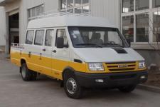 雨花牌NJK5046XGC3V型工程车