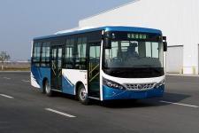 南骏牌CNJ6730JQDV型城市客车