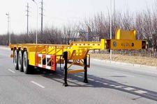 天野牌STY9401TJZ型集装箱运输半挂车图片