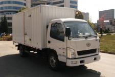 解放牌CA5040XXYK2L3E5型厢式运输车图片