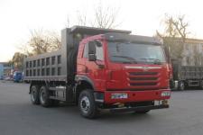 解放牌CA3251P2K2L4T1E5A80型平头柴油自卸汽车图片