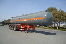 宏宙牌HZZ9400GRYC型易燃液体罐式运输半挂车