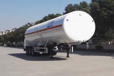 圣达因牌SDY9391GDYT型低温液体运输半挂车图片