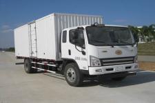 解放牌CA5132XXYP40K2L5E5A85-3型厢式运输车图片