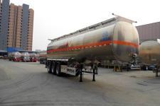 兴扬牌XYZ9409GYYE型铝合金运油半挂车