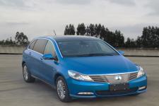 腾势牌QCJ7007BEV2型纯电动轿车图片