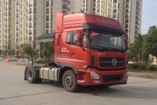 东风单桥危险品半挂牵引车350马力(DFH4180A2)