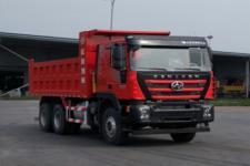 红岩牌CQ3256HMVG384LA型自卸汽车图片