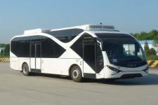 青年牌JNP6103BEV3型纯电动城市客车