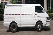卡威牌JNQ5031XXYBEV型纯电动厢式运输车