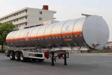 AKL9406GRYC型开乐牌铝合金易燃液体罐式运输半挂车图片