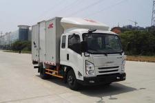 江铃牌JX5040XXYXPCE2型厢式运输车图片
