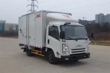 江铃牌JX5040XXYXCD2型厢式运输车图片