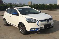 江淮牌HFC7001EA1EV型纯电动轿车图片