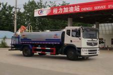 CLW5160TDYE5型程力威牌多功能抑尘车图片