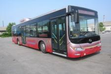 黄海牌DD6120CHEV1N型混合动力城市客车