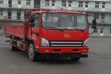解放牌CA1091P40K2L2E5A84型平头柴油载货汽车图片