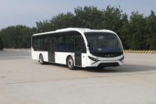 青年牌JNP6103BEVB型纯电动城市客车