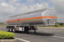 永强牌YQ9400GRYT1型易燃液体罐式运输半挂车