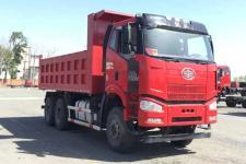 解放牌CA5250ZLJP66K2L0T1E5型自卸式垃圾车图片