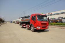 特运牌DTA5160GFWCA5型腐蚀性物品罐式运输车图片