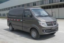 穗通牌YST5021XXYBEV型纯电动厢式运输车