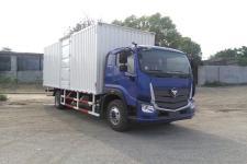 福田欧马可国五单桥厢式运输车170-180马力5-10吨(BJ5166XXY-A1)