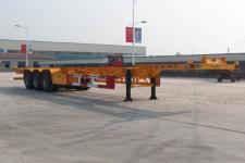 路飞牌YFZ9407TJZ型集装箱运输半挂车图片