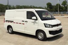 畅达牌NJ5020XXYEV5型纯电动厢式运输车图片