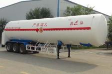 昌骅牌HCH9402GDYE型低温液体运输半挂车图片