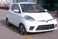 知豆牌SMA7001BEV72型纯电动轿车